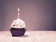 Birthday Cupcake - 78135578
