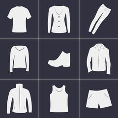 clothing icons