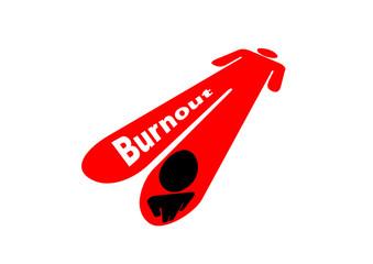 Burnout / Burn Out / Stress / Depression - Krankheit