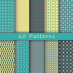 Background - Patterns