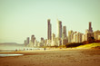 old time surfers paradise - 78141761