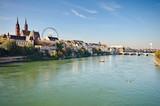 City of Basel in Switzerland - 78142578