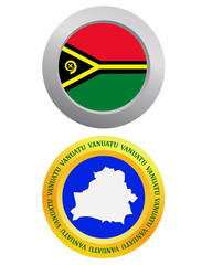 button as a symbol  VANUATU