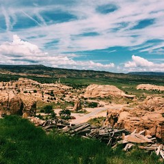 The wild but dreamy New Mexico