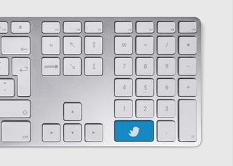Tweet icon concept