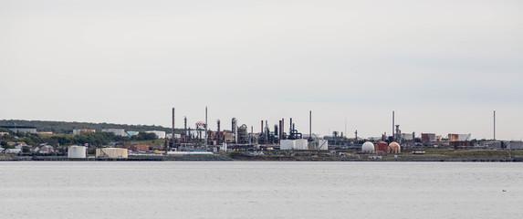 Fuel Industry on Coast