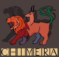 Chimera with title