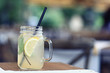 homemade lemonade - 78148966