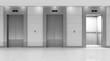 Modern Elevator Hall Interior - 78149317
