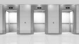 Modern Elevator Hall Interior - 78149323