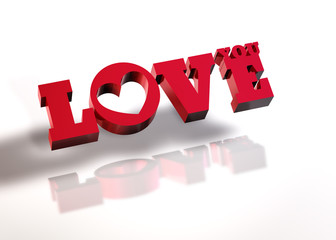Love You - Herz 6
