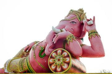 Ganesha - God of Good Luck ,WatSaman.Rattanaram chachoengsao