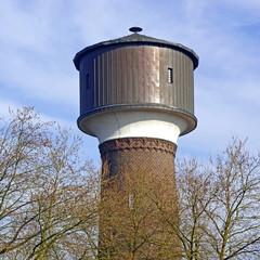 Wasserturm in GOCH am Niederrhein