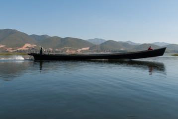 longtail boat
