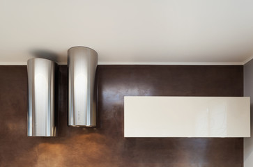 interior, two cooker hoods