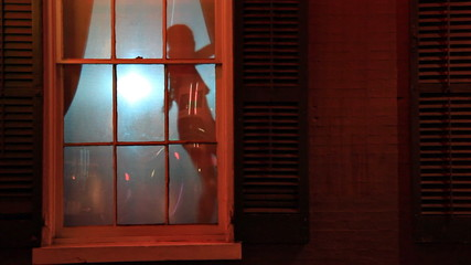 Stripper Silhouette 1
