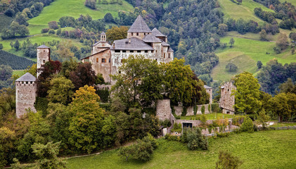 Burg Südtirol Italien Dolomiten