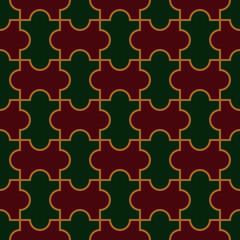 Seamless turkish pattern