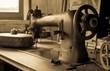 Vintage sewing machine - 78154798