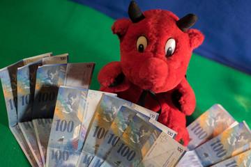 Banknoten 100