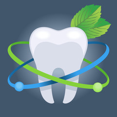 Dentistry vector illustration
