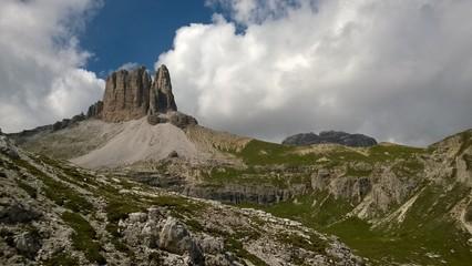 Berge / Wild West ähnliche Felsformation