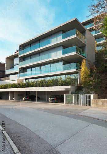 Modern architecture, building - 78156559