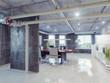 loft office. 3d concept