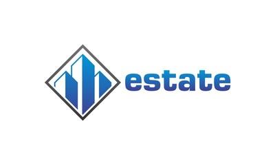 Real Estate Building Realty logo