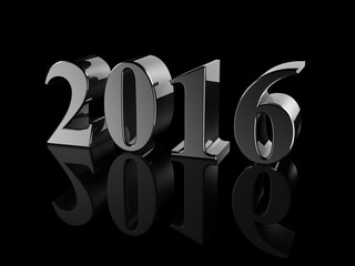 year number 2016