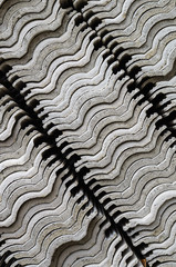 Stacks of Corrugated Roof#3