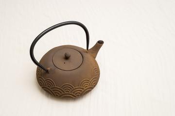 Tetsubin  Cast Iron Teapot