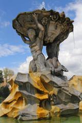 La fontaine des Tritons
