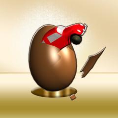 uovo cioccolato -sorpresa