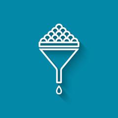 Filter data symbol