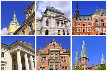 Impressionen von OLDENBURG ( Niedersachsen )