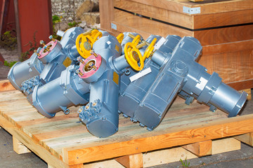 Electro actuators ready to dispatch