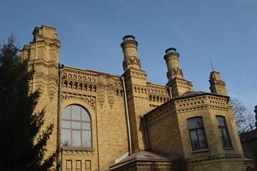 Higher technological school. Kiev