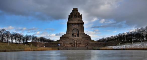 Völkerschlachtdenkmal - Panorama