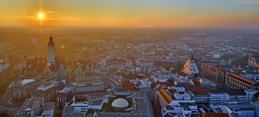 Leipzig - Panorama