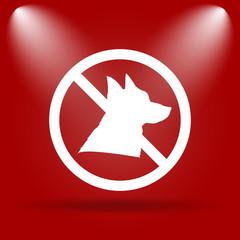 Forbidden dogs icon