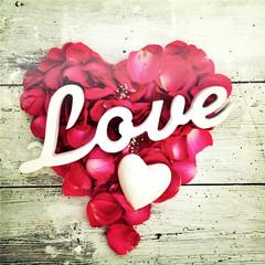 Love - retro