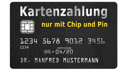 cp4 CardPayment 4-4 - nur mit Chip und PIN schwarz 16zu9 g3176