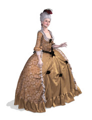 Rococo Elegence
