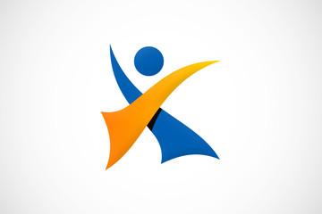 X success vector logo