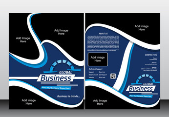 Global Business Flyer & Magaizne Design Template