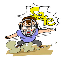 Baseball-Safe