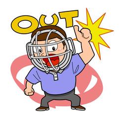 Baseball-Out