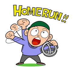 Baseball-Homerun
