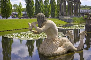 Triton, Fontaine of Neptune, Potsdam